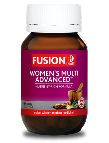 FUSION HEALTH Womens Multi Advanced 60t