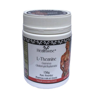 HEALTHWISE L-Theanine 150g
