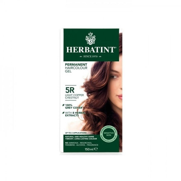 HERBATINT Light Copper Chestnut 5R 150ml