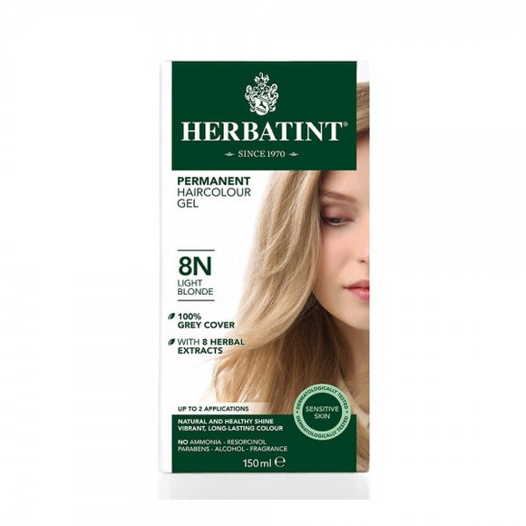 HERBATINT Light Blonde 8N 150ml