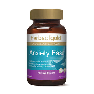 HERBS OF GOLD Mind Ease 60t