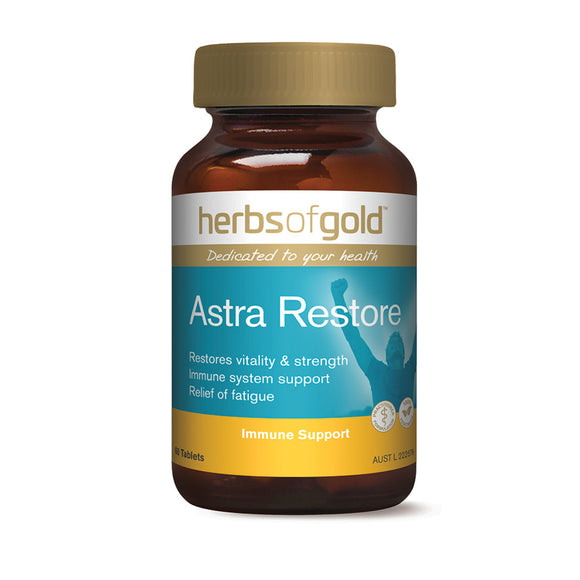 HERBS OF GOLD Astra Restore 60t