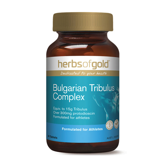 HERBS OF GOLD Bulgarian Tribulus Complex 60t