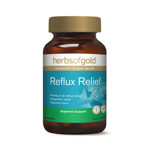 HERBS OF GOLD Reflux Relief 60c
