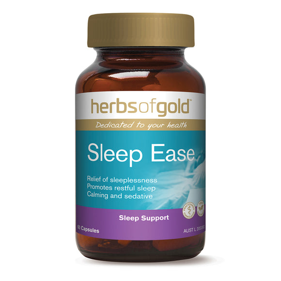 HERBS OF GOLD Sleep Ease 60c