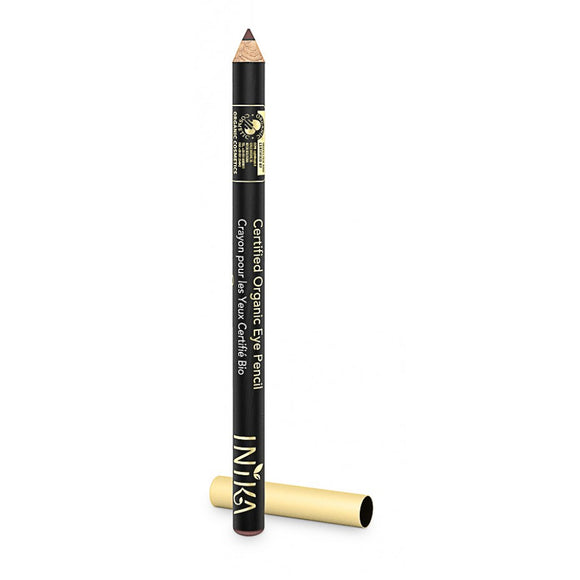 INIKA Organic Eye Pencil Black Caviar