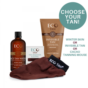 ECO BY SONYA DRIVER Organic Invisible Tan Pack