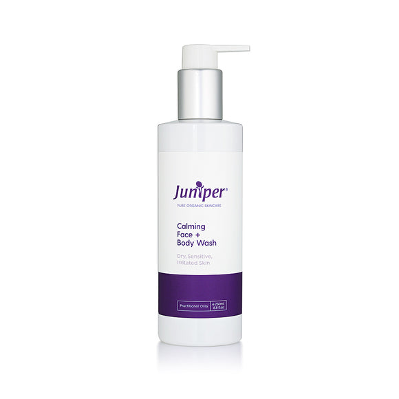 JUNIPER SKINCARE Calming Face and Body Wash 250m