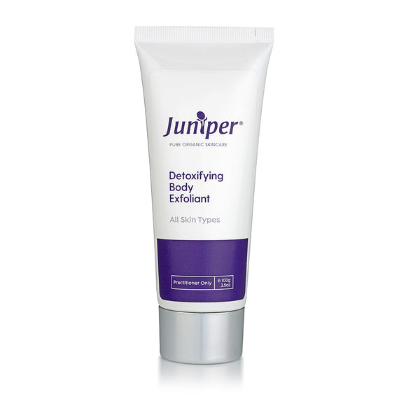 JUNIPER SKINCARE Detoxifying Body Exfoliant 100g