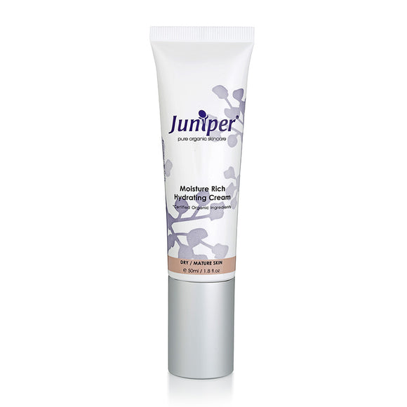 JUNIPER SKINCARE Moisture Rich Hydrating Cream