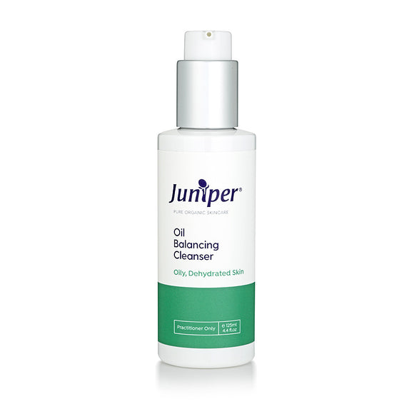 JUNIPER SKINCARE Oil Balancing Cleanser 125ml