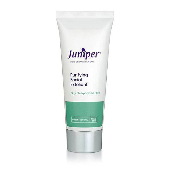 JUNIPER SKINCARE Purifying Facial Exfoliant 100g