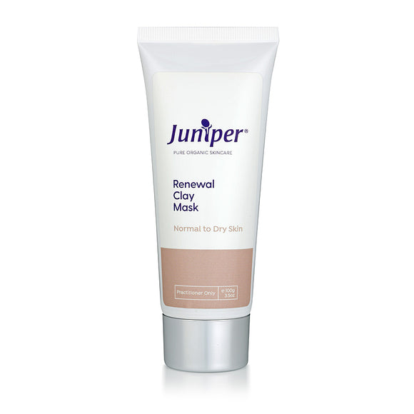 JUNIPER SKINCARE Renewal Clay Mask 100g