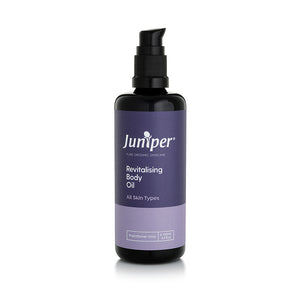 JUNIPER SKINCARE Revitalising Body Oil 100ml