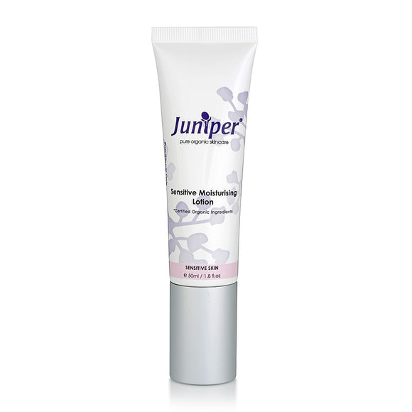 JUNIPER SKINCARE Sensitive Moisturising Ltn 50ml