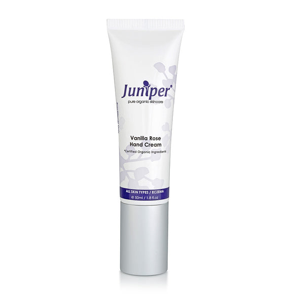 JUNIPER SKINCARE Vanilla Rose Hand Cream 50ml