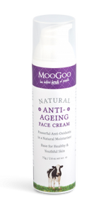 MOOGOO Anti-Ageing Face Cream 75g