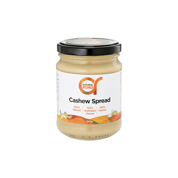 NATURAL ROAD Cashew Spread 240g
