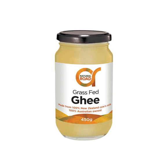 NATURAL ROAD Grass Fed Ghee 450g