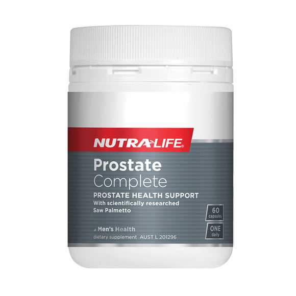 NUTRA LIFE Prostate Complete 60c