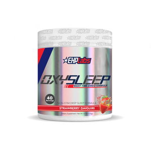 EHP LABS OxySleep Strawberry 184g