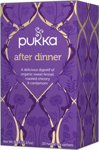 PUKKA After Dinner Tea 20tb