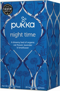 PUKKA Night Time Tea 20tb