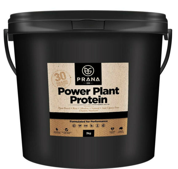 PRANA ON Power Plant Protein Vanilla 3kg