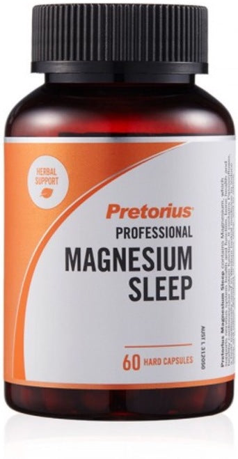 PRETORIUS Magnesium Sleep 60s