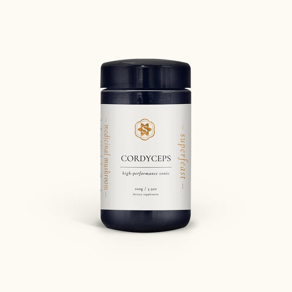 SUPERFEAST Cordyceps Extract 100g