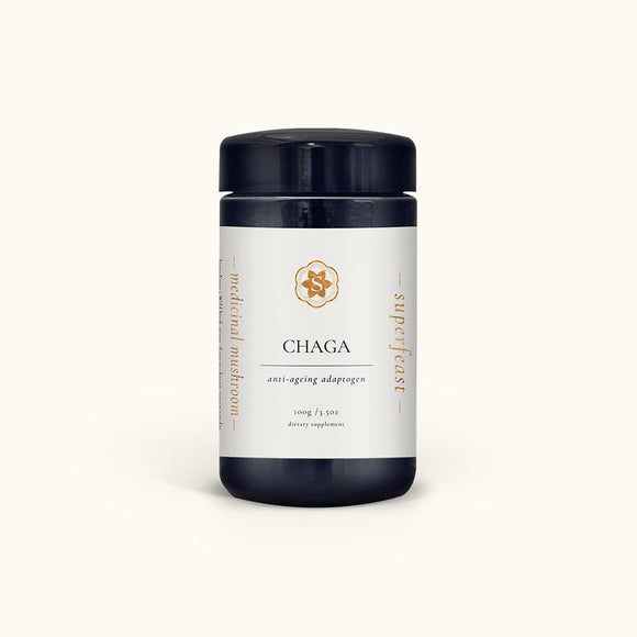 SUPERFEAST Chaga Extract 100g