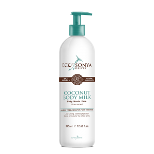 ECO BY SONYA DRIVER Organic Coconut Body Milk 375ml