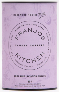 FRANJOS KITCHEN Lactation Biscuits Choc Chip