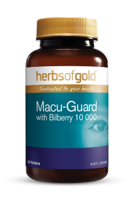 HERBS OF GOLD Macu-Guard Bilberry 10000 90vc