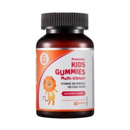 PRETORIUS Kids Gummies Multivitamin 60s