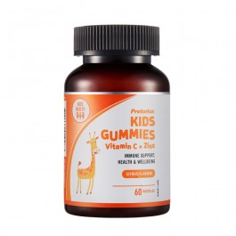 PRETORIUS Kids Gummies Vitamin C Zinc 60s