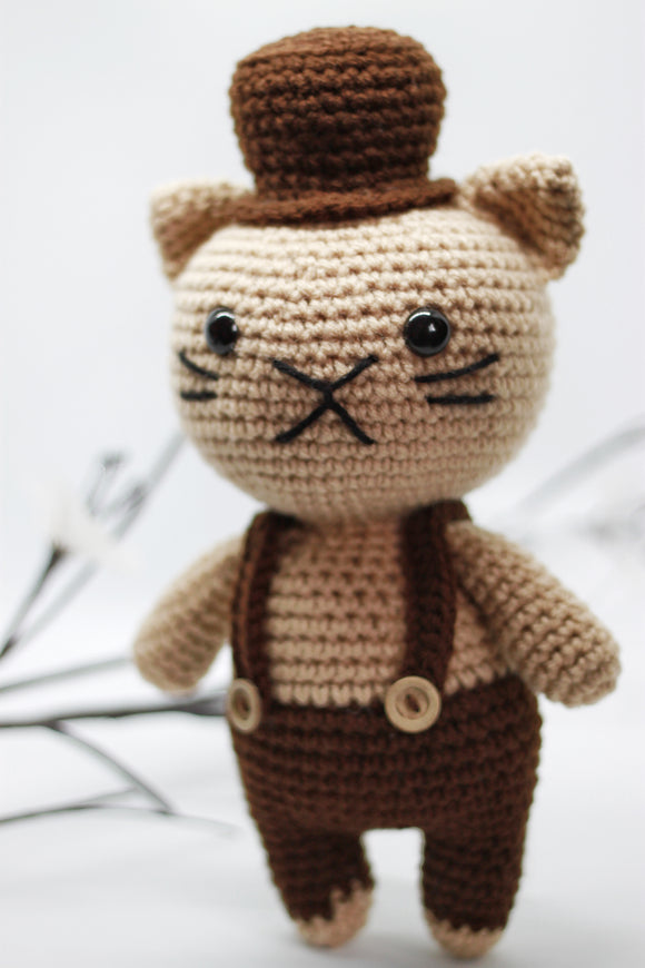 Medium Amigurumi Toys
