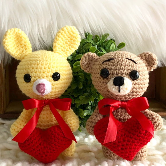 Love - Small Stuffed Animals