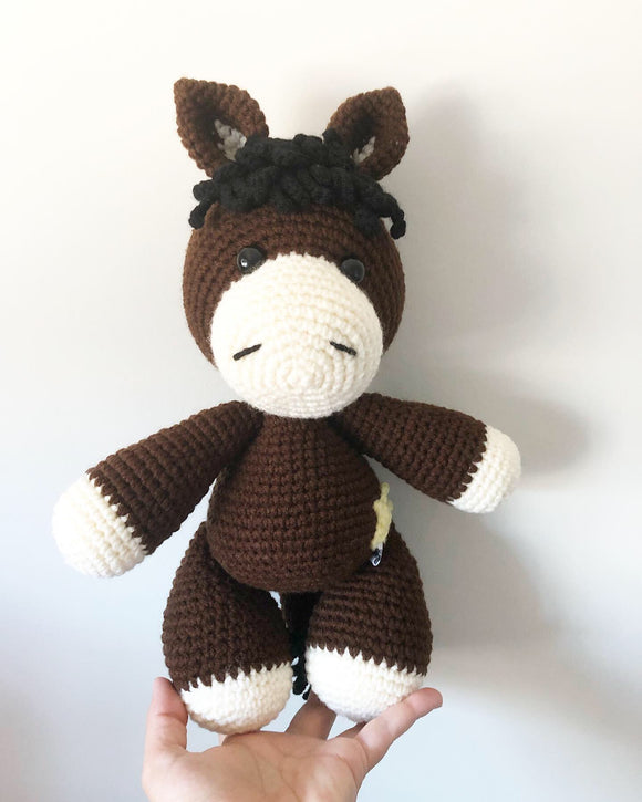 Donkey Stuffy Toy