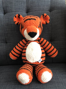 Tiger Stuffy Toy
