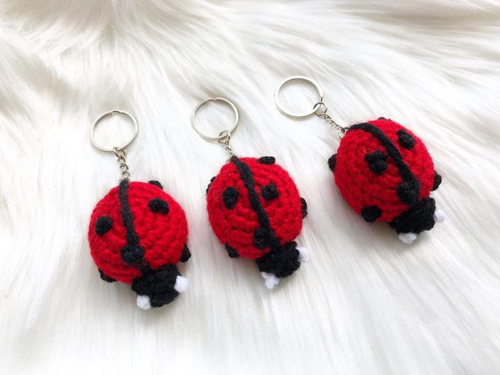 Crochet ladybug - Free Pattern: Quick and Easy | 540x720
