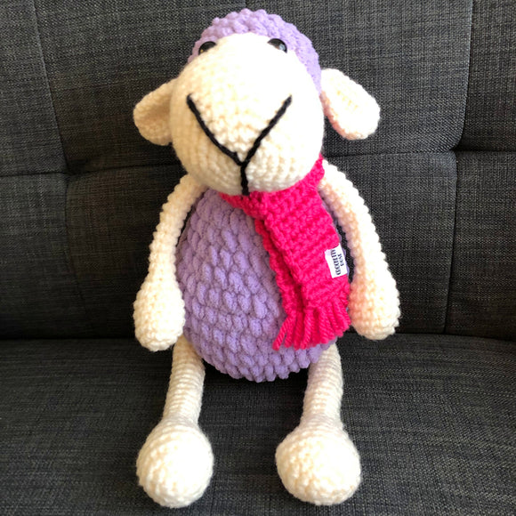 Sheep Stuffy Toy