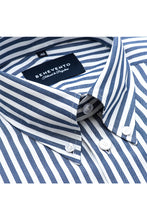 Load image into Gallery viewer, OCBD Bengal Stripe Shirt
