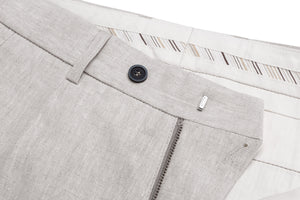 Linen Trousers Cesare Fit Natural