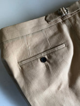 Load image into Gallery viewer, Barnaba II Linen Trousers Sand