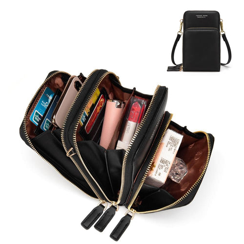 New Arrival Colorful Cellphone Bag Fashion Daily Use Card Holder Small Summer Shoulder Bag for Women