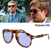 Load image into Gallery viewer, Classic Vintage JackJad 649 Pilot Steve McQueen Style Polarized Sunglasses Men Driving Brand Design Sun Glasses