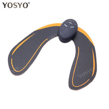 Load image into Gallery viewer, EMS Hip Trainer Muscle Stimulator ABS Fitness Buttocks Butt Lifting Buttock Toner Trainer Slimming Massager Unisex