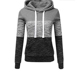 Lisa Colly Plus Size 5XL Hot Sale Women Long sleeves Hoodie Sweatshirt  Autumn Winter Popular Female Casual Coat Jacket