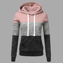 Load image into Gallery viewer, Lisa Colly Plus Size 5XL Hot Sale Women Long sleeves Hoodie Sweatshirt  Autumn Winter Popular Female Casual Coat Jacket